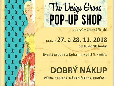 POP- UP SHOP